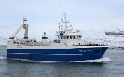 Slippurinn Akureyri endurnýjar vinnslubúnað í Frosta